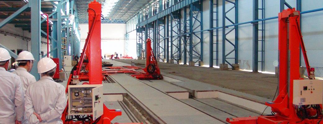 Transport equipment manufacturing
