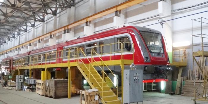 地铁车辆机械制造厂