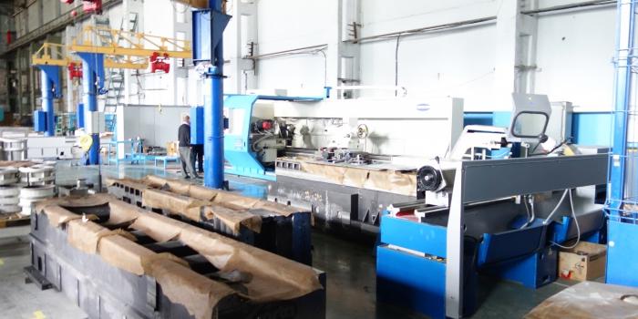 Техническое перевооружение производства на площадях АО «СТП-САСТА»