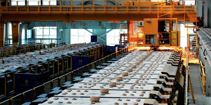 Planta de fundición de acero de Bezhitsk