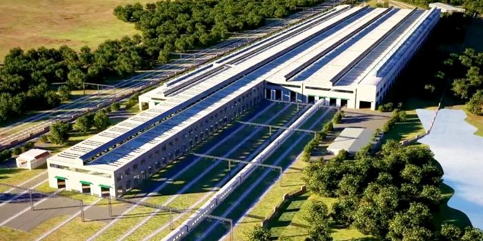Высокоскоростная магистраль «Москва-Казань»