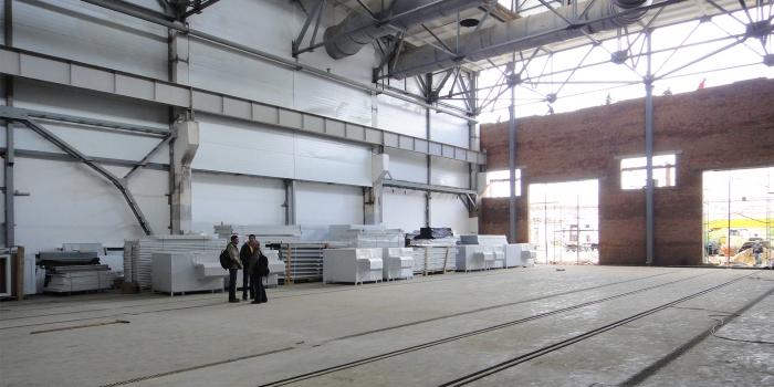 Завод «Метровагонмаш»