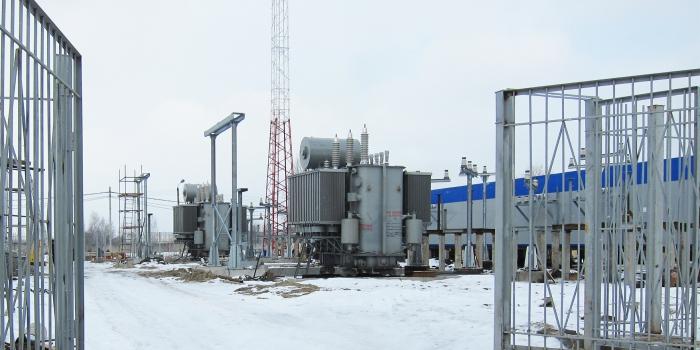 Реконструкция главной понизительной подстанции на Бежицком сталелитейном заводе