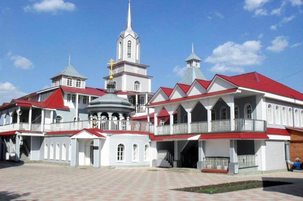 «Дом милосердия» в п. Саракташ Оренбургской области